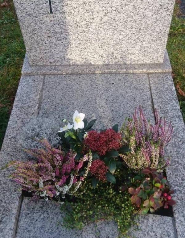 Gärtnerei: Grabgestaltung & -pflege