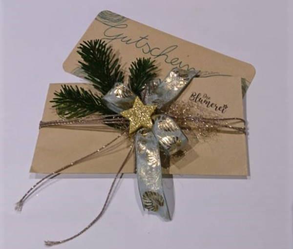 Gutscheine / Geschenkservice
